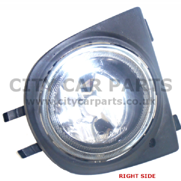 NISSAN MICRA K11 MODELS 1992 TO 01 DRIVER RIGHT SIDE FRONT FOG LAMP LIGHT